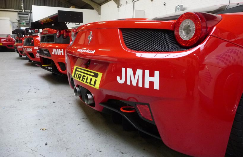 JMH Automotive - Ferrari, Maserati and Porsche SpecialistJMH ...